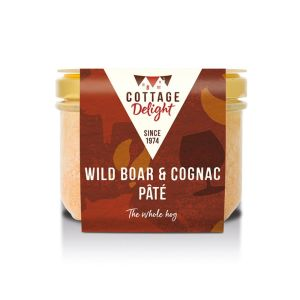 Cottage Delight 190g Wild Boar and Cognac Pate