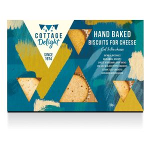 Cottage Delight 200g Hand Baked Biscuits for Cheese