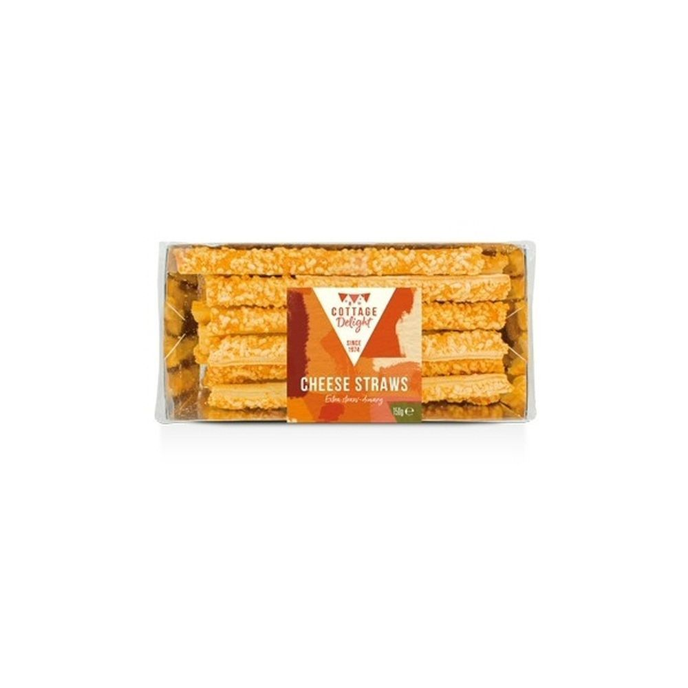 Cottage Delight 150g Cheese Straws