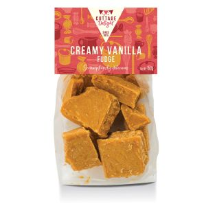 Cottage Delight 150g Creamy Vanilla Fudge