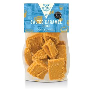Cottage Delight 150g Salted Caramel Fudge