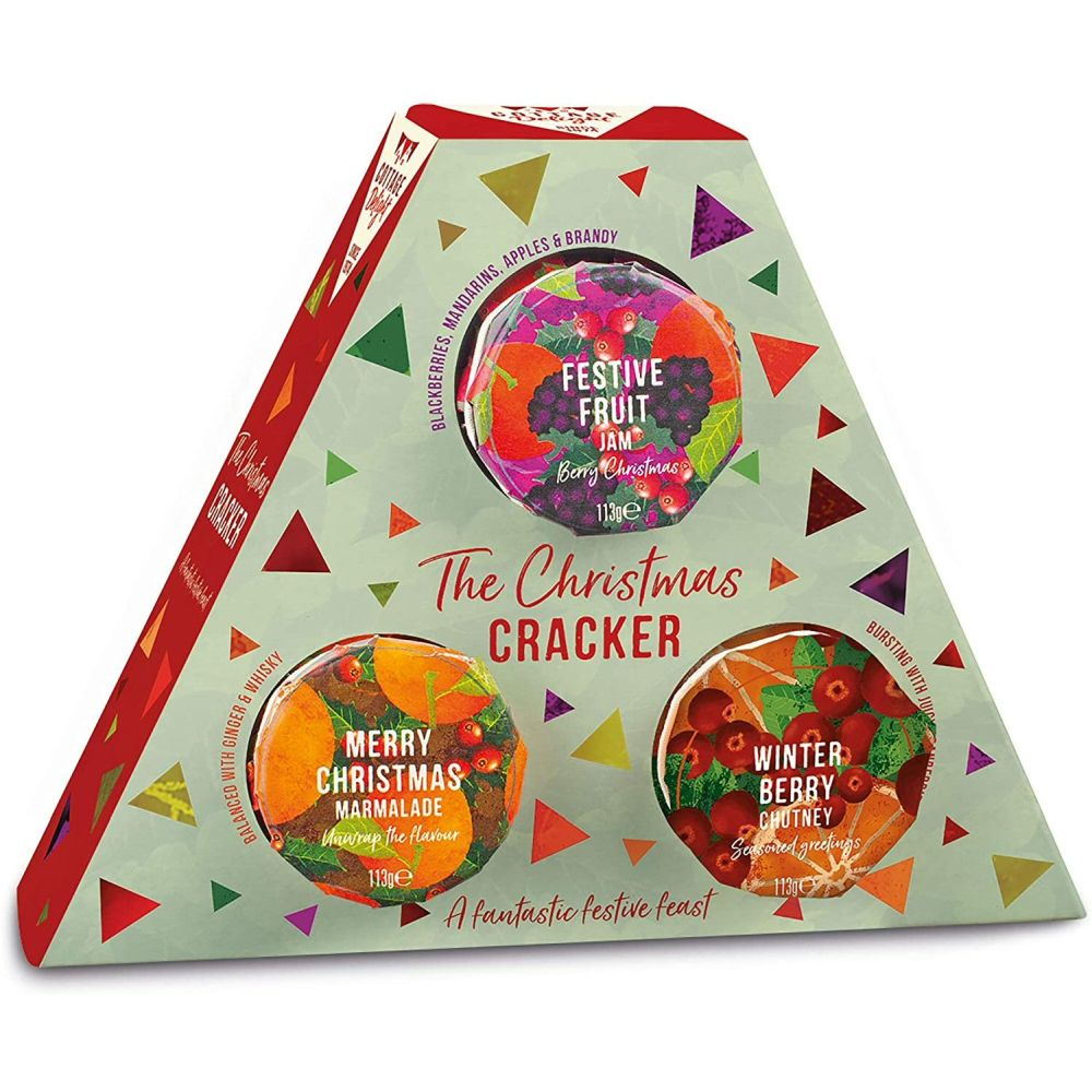 Cottage Delgiht The Christmas Cracker Gift Pack