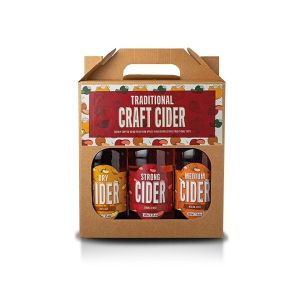 Cottage Delight Traditional Craft Ciders Gift Pack