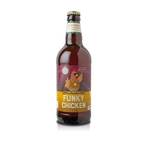 Cottage Delight 500ml Funky Chicken Ale