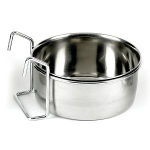 Caldex 600ml Classic Hook on Stainless Steel Coop Cup
