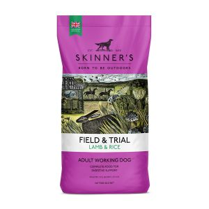 Skinners 15kg Field & Track Duck and Rice Dog Food