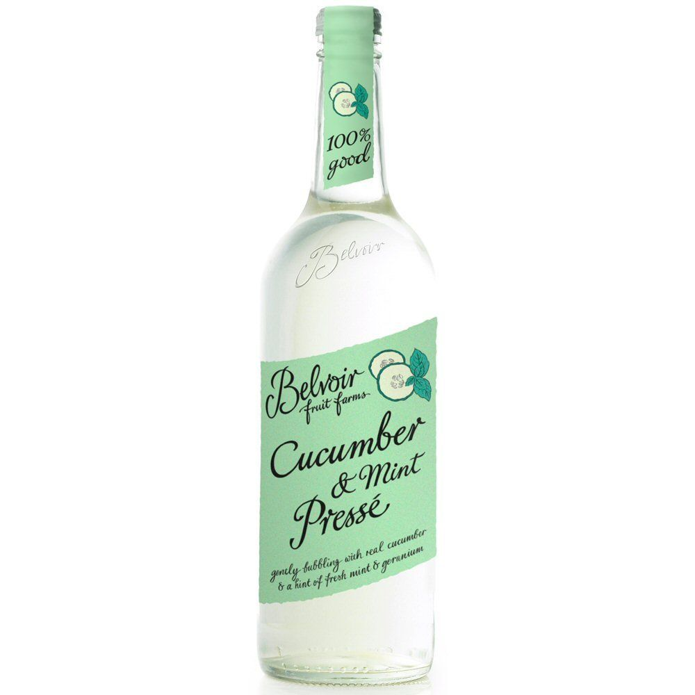 Belvoir 75cl Cucumber & Mint Pressé