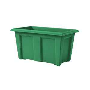 Stewarts 50cm Green Regency Plastic Garden Trough