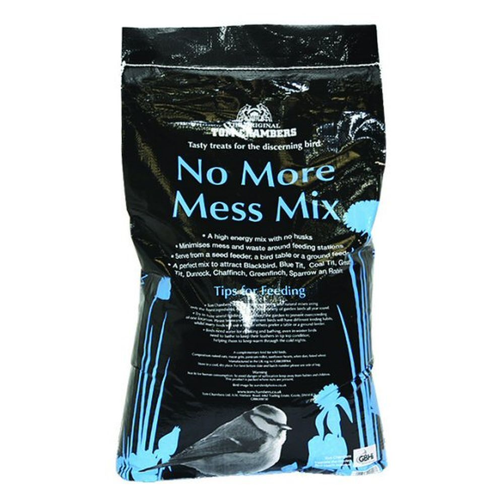Tom Chambers 12.55kg No More Mess Wild Bird Seed Mix - BFC013