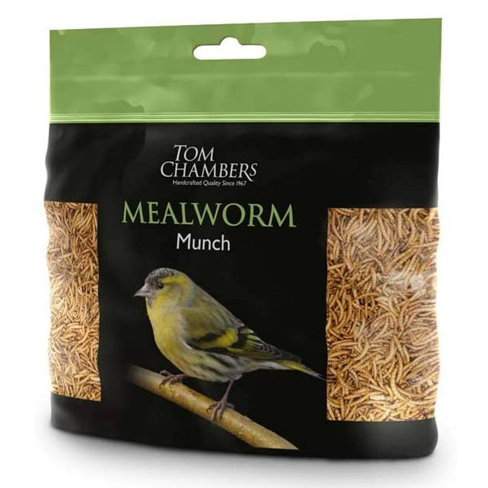 Tom Chambers 1kg Mealworm Munch