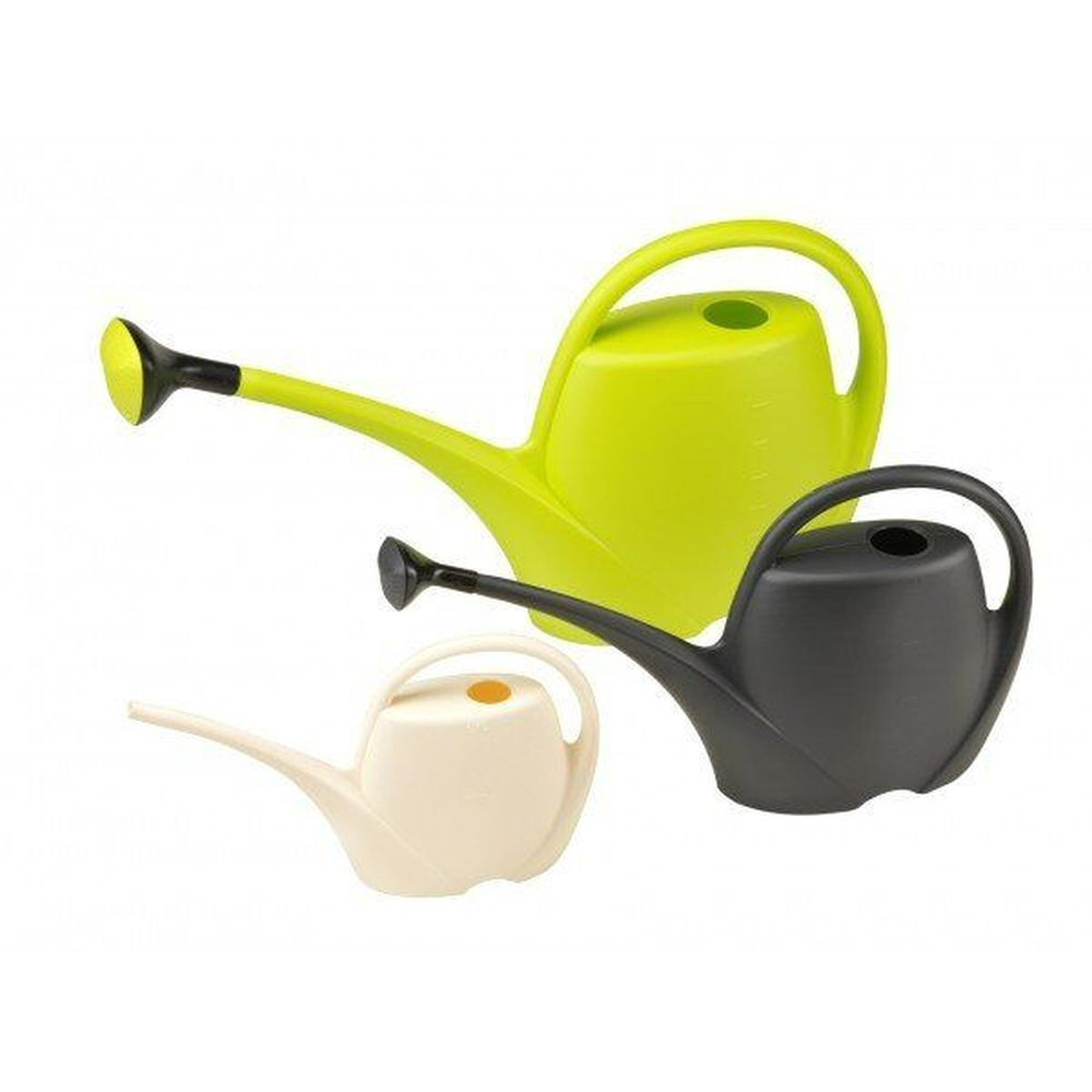 Stewarts 1.5 Litre Green Contemporary Watering Can