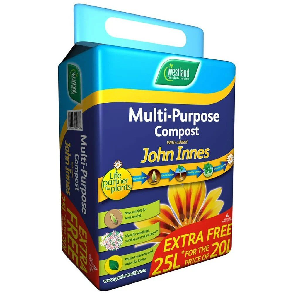 Westland Multipurpose Compost With John Innes 25L