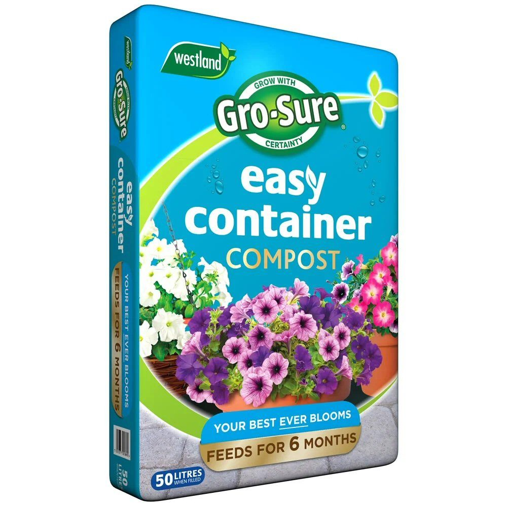Gro-Sure 50L Easy Container Compost