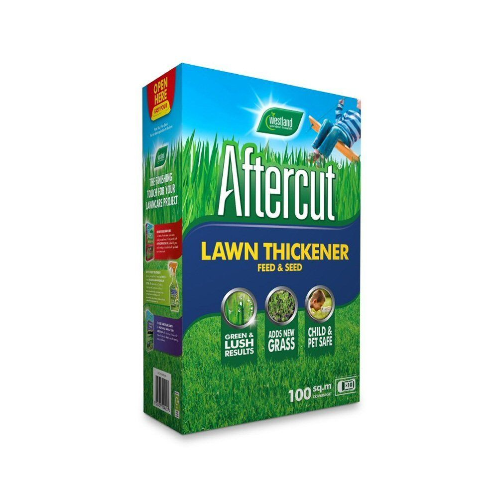 Westland 100sq.m Aftercut Lawn Thickener