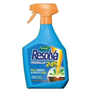 Westland Resolva 1 Litre Ready To Use Weedkiller