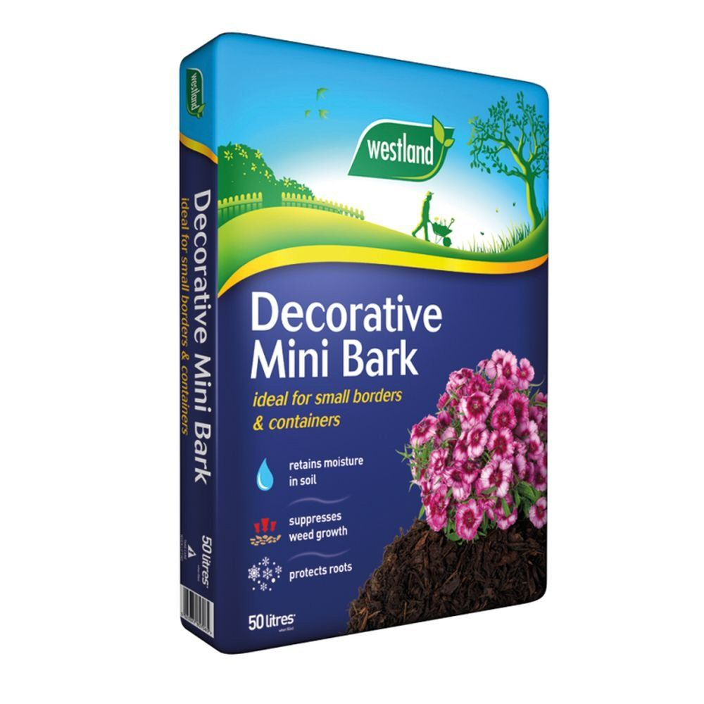 Westland 50Lt Decorative Mini Bark