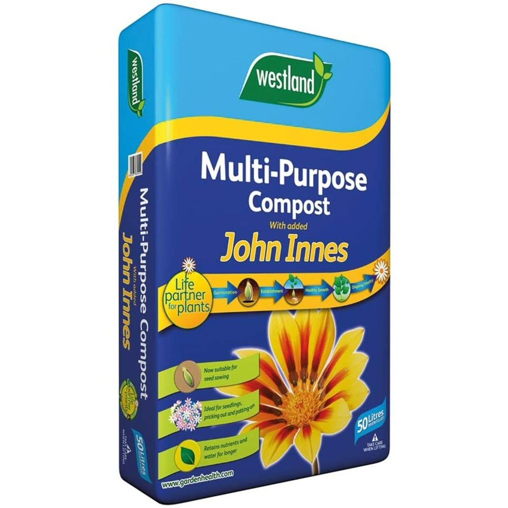Multi-Purpose 60L Compost w/John Innes