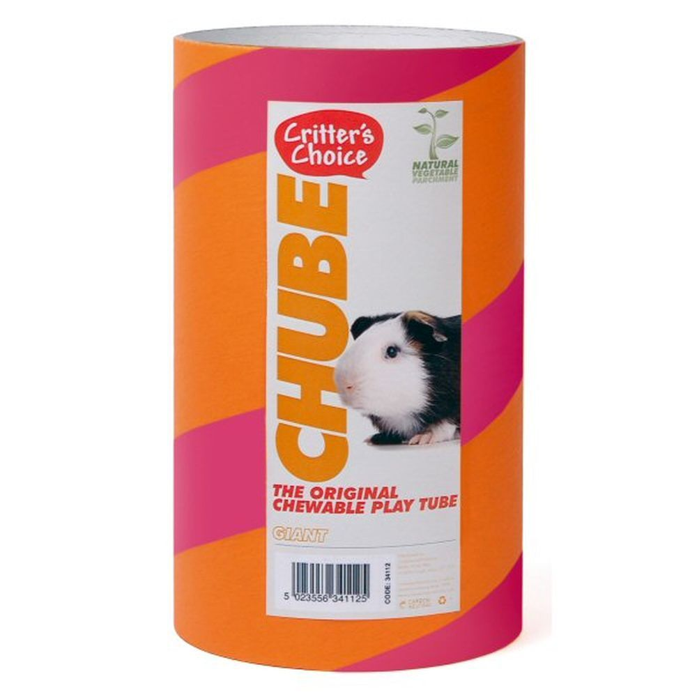 Happy Pet Critter's Choice Large Chube