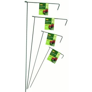 Gardman 61cm Garden Link Plant Supports (Pack of 6)