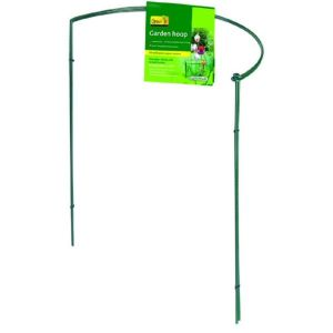 Gardman 90 x 52cm Garden Hoops (Pack of 2)