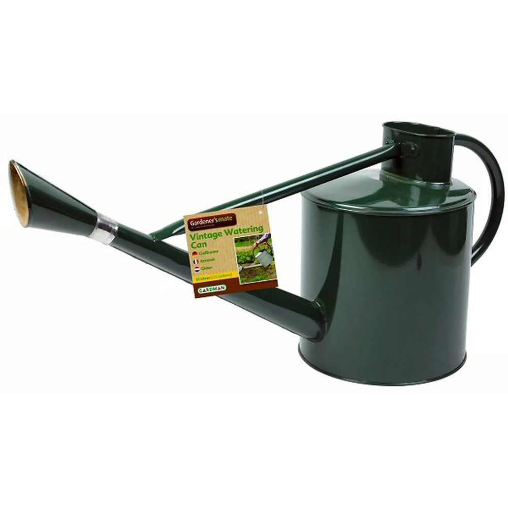 Gardman 9ltr (2 gal) Long Reach Watering Can - 34913