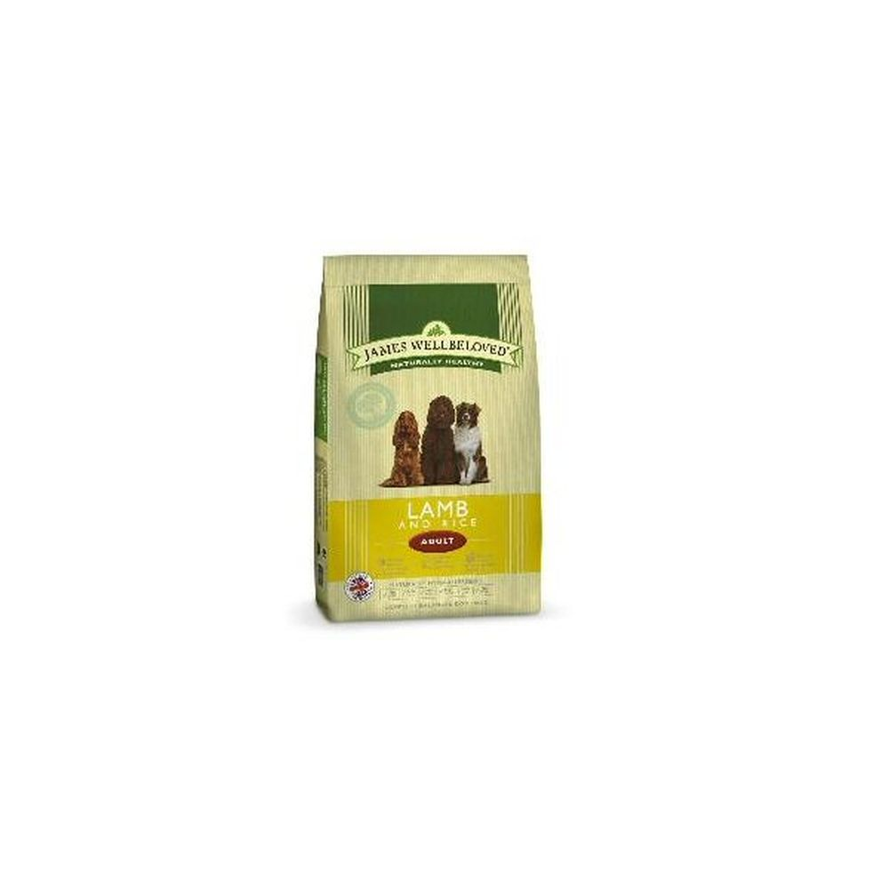 James Wellbeloved 2kg Lamb & Rice Adult Dry Dog Food