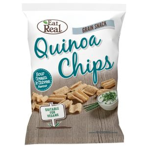 Eat Real 80g Quinoa Chips