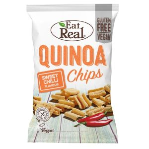 Eat Real 80g Sweet Chilli Quinoa Chips