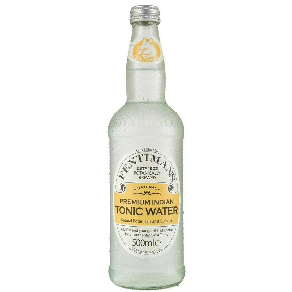 Fentimans 500ml Indian Tonic Water