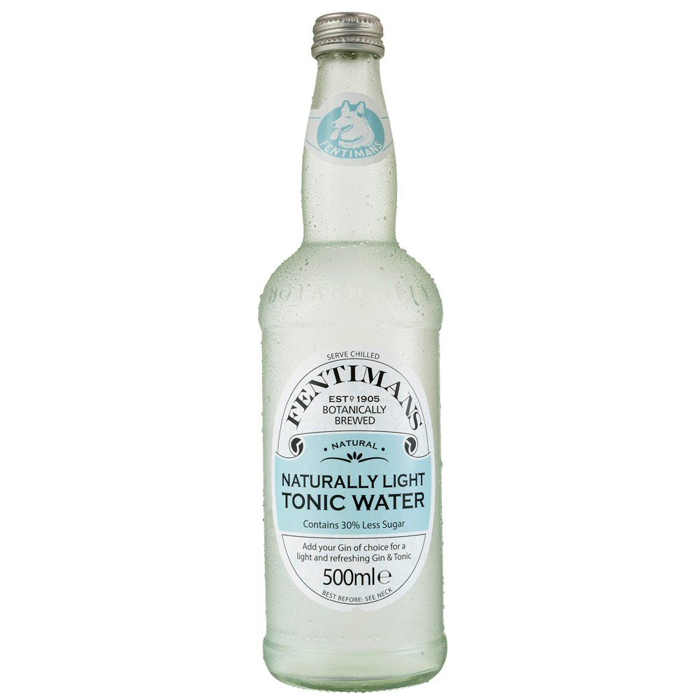 Fentimans 500ml Light Tonic Water