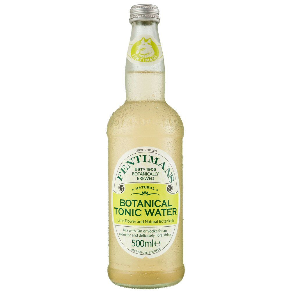 Fentimans 500ml Botanical Tonic Water