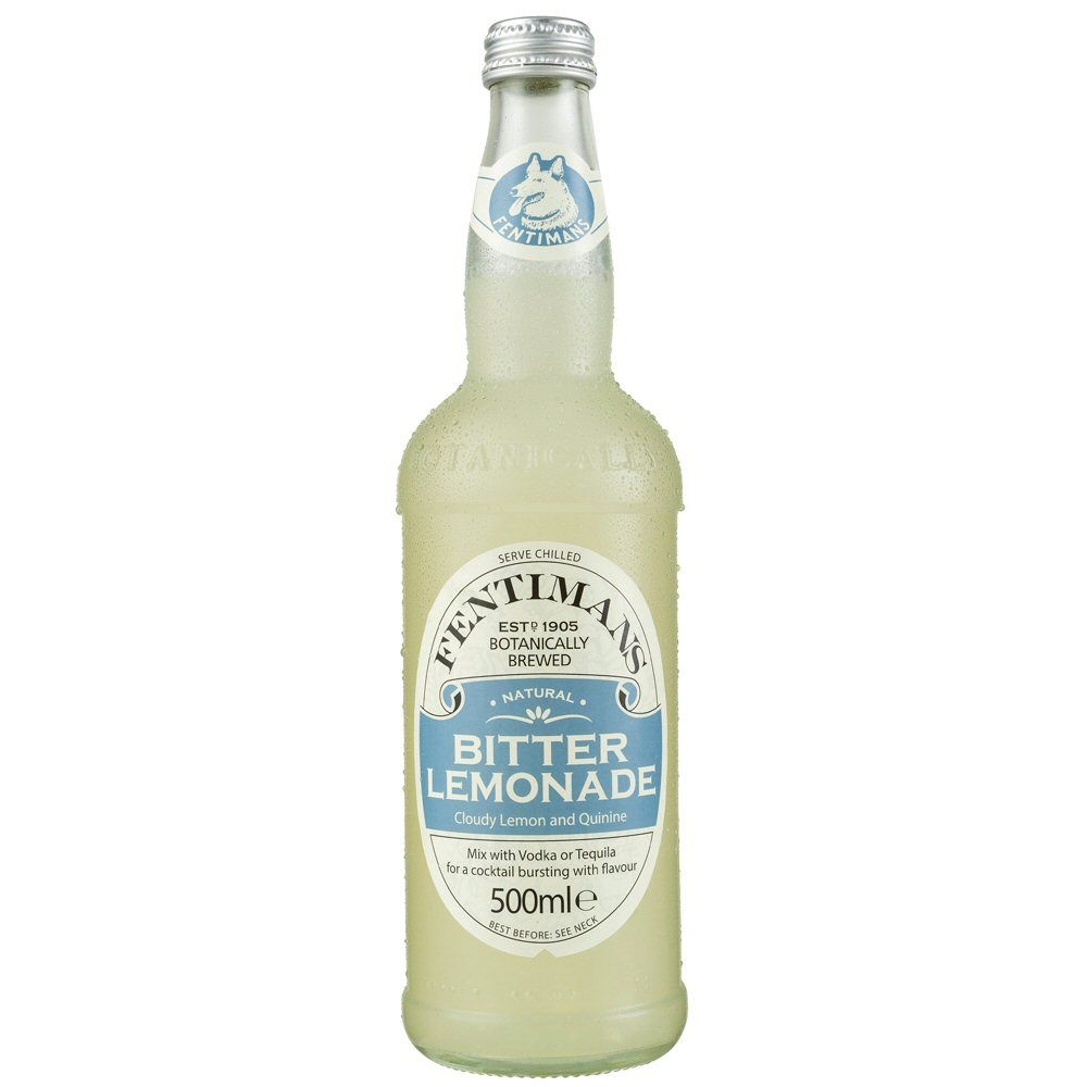Fentimans 500ml Bitter Lemonade