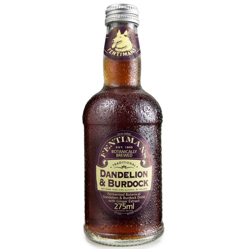 Fentimans 275ml Dandelion & Burdock