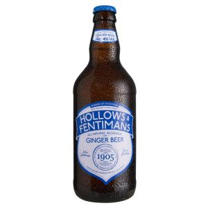 Hollows & Fentimans 500ml Alcoholic Ginger Beer