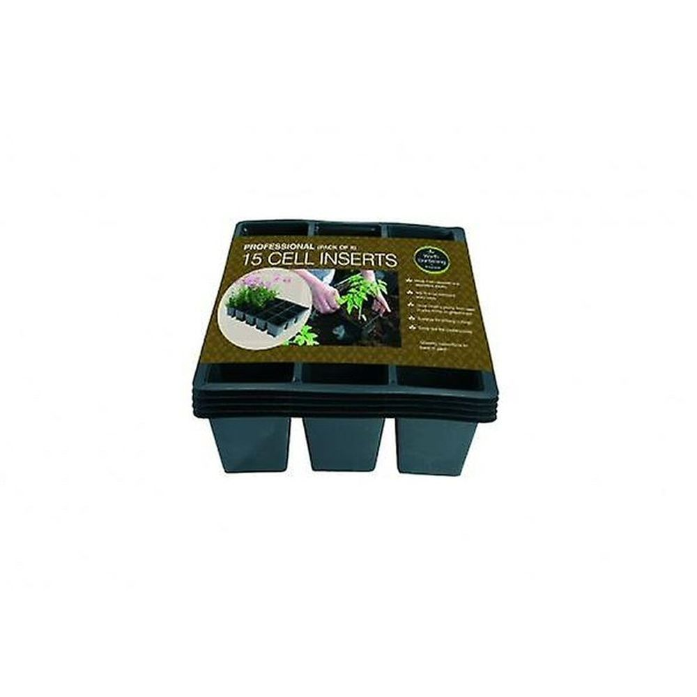 Garland Professional 15 Cell Inserts (Pack of 5)