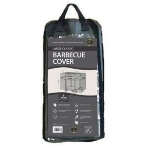 Garland Black Large Classic BBQ Cover - W1316