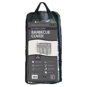 Garland Black Extra Large Classic BBQ Cover - W1320