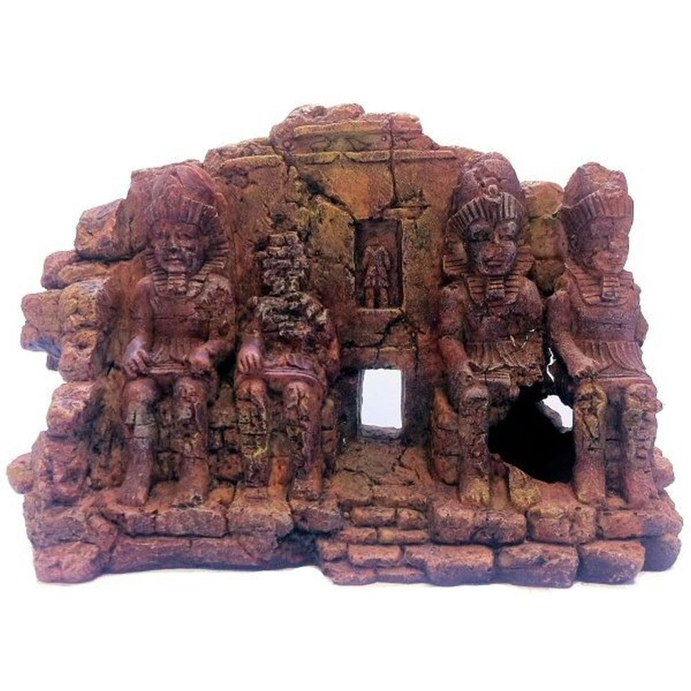 J&K Aquatics Aquarium Ornament Medium Aztec Run