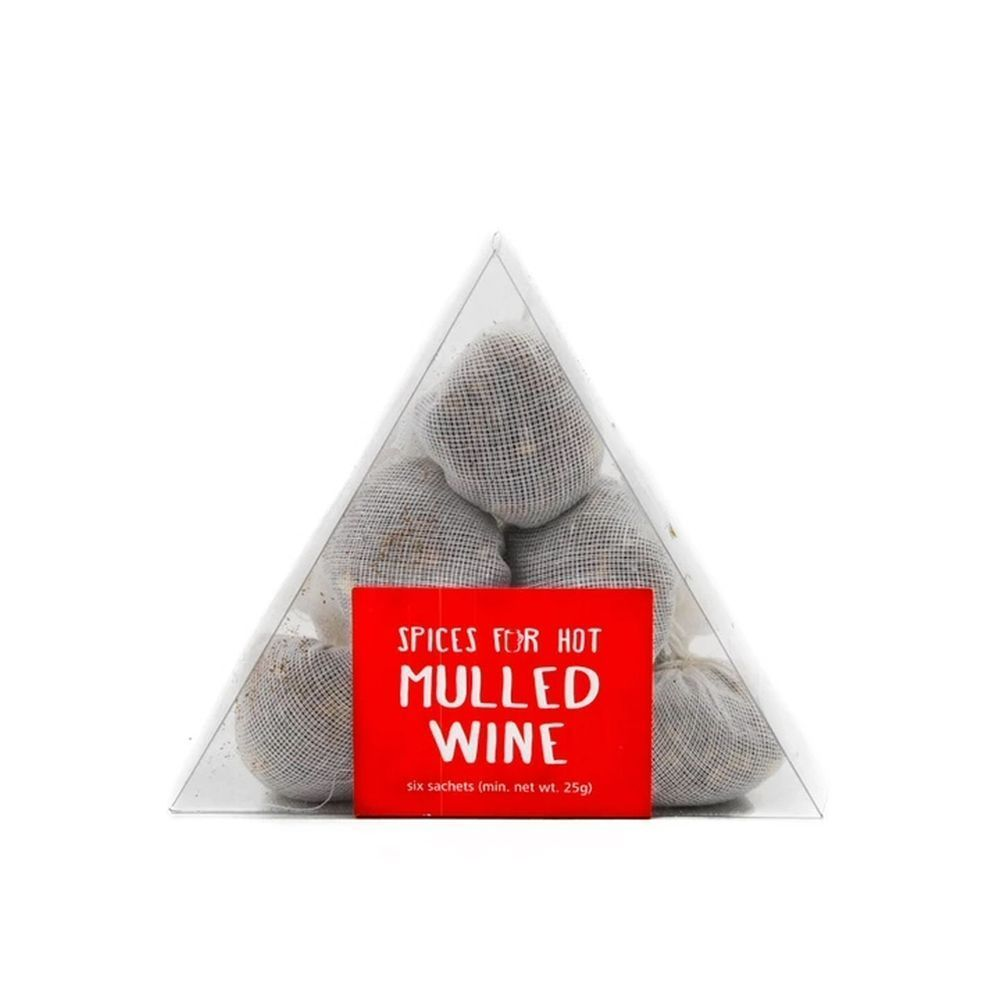 Green Cuisine Mulled Wine Pouches