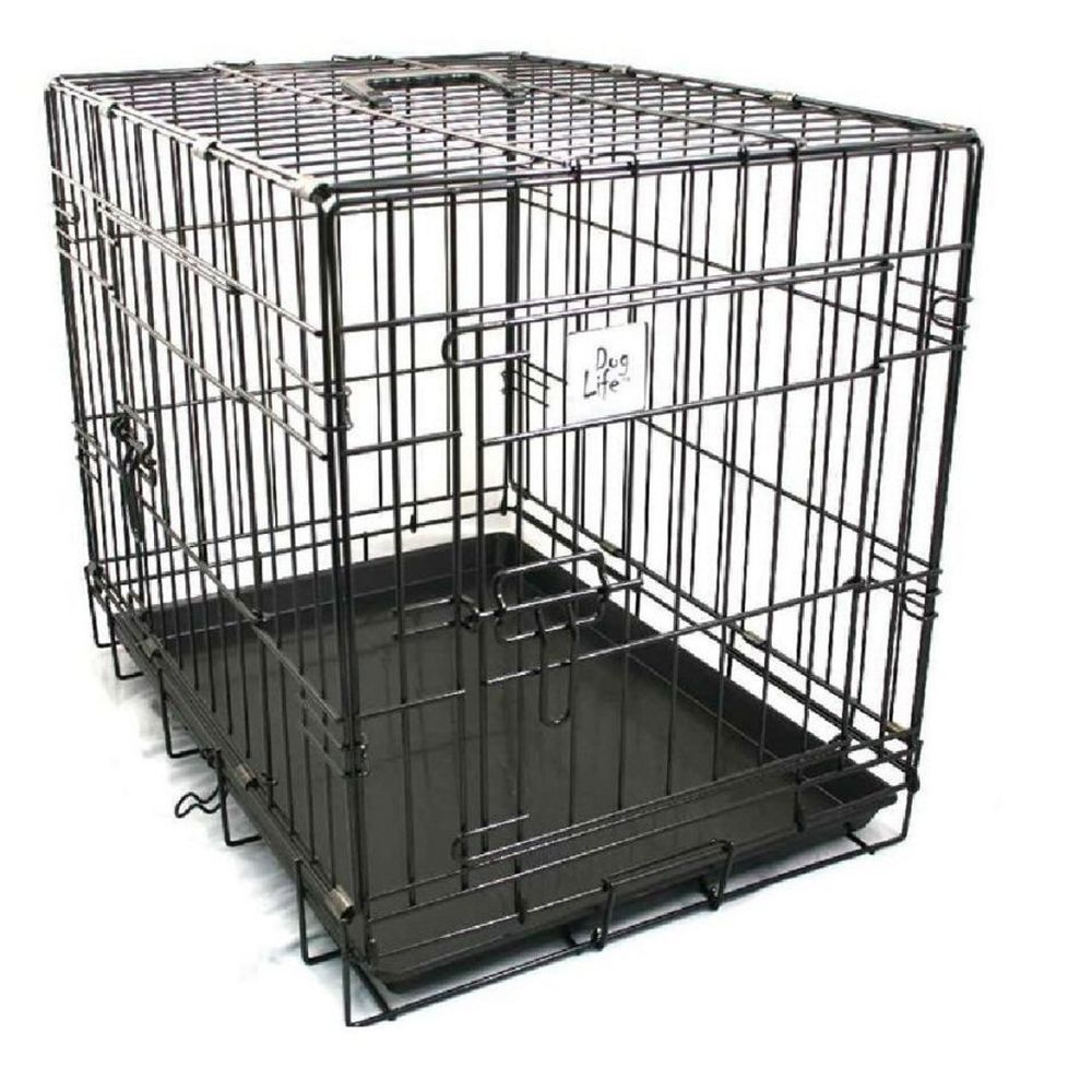 Dog Life 76cm Dog Or Puppy Crate