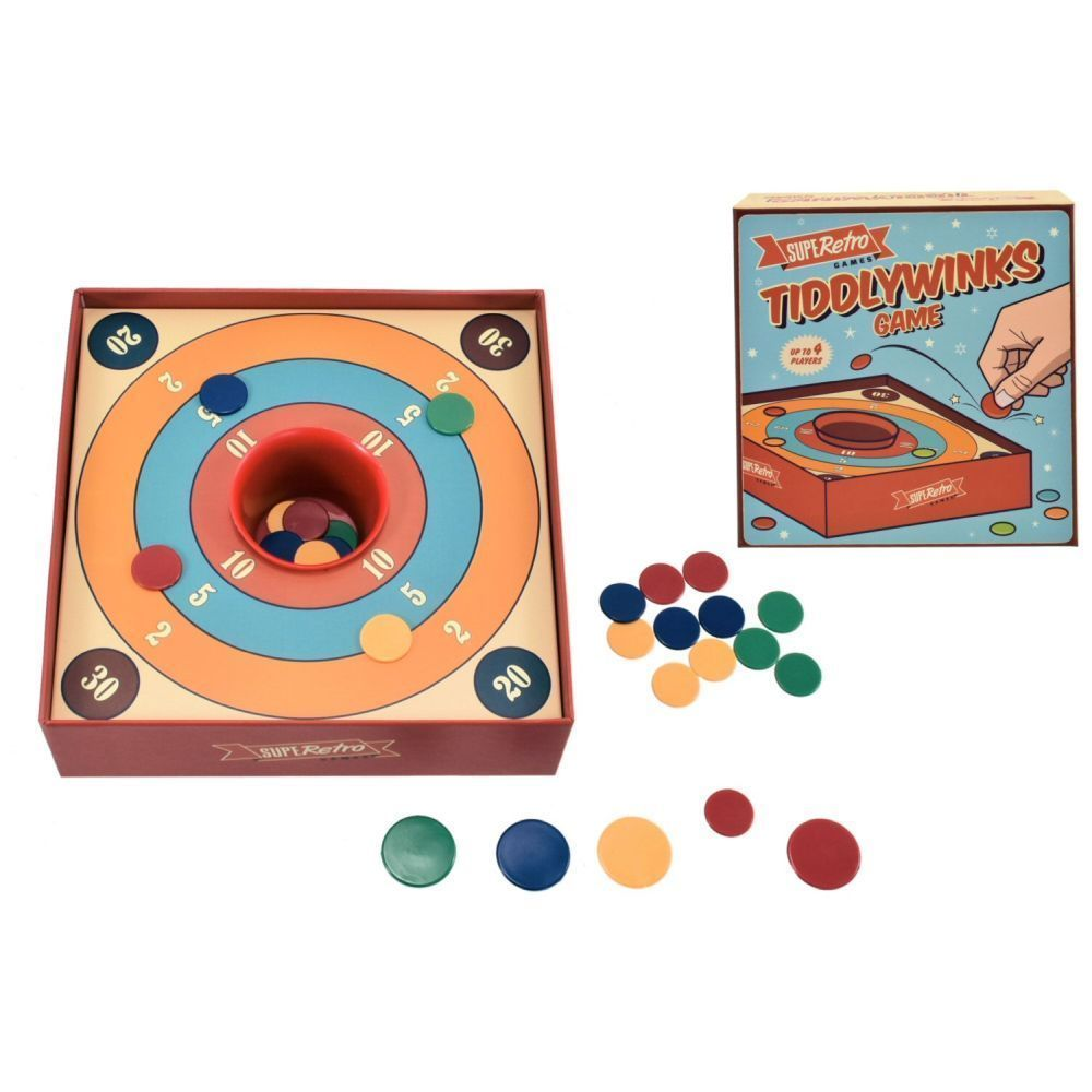 Kandy Toys Tiddly Winks Game