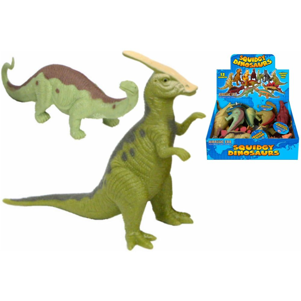 Tpr Beany Dinosaur (Assorted)