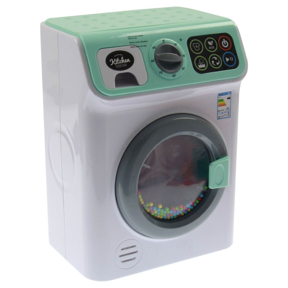 My First Washing Machine with Light and Sound