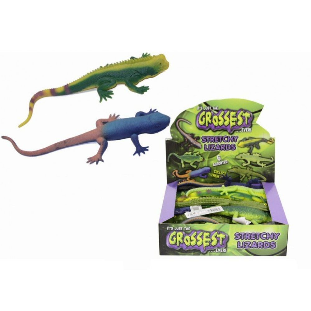 Grossest Stretchy Lizards (Choice of 6)