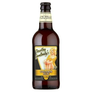 Wye Valley 500ml Dorothy Goodbody's Golden Ale