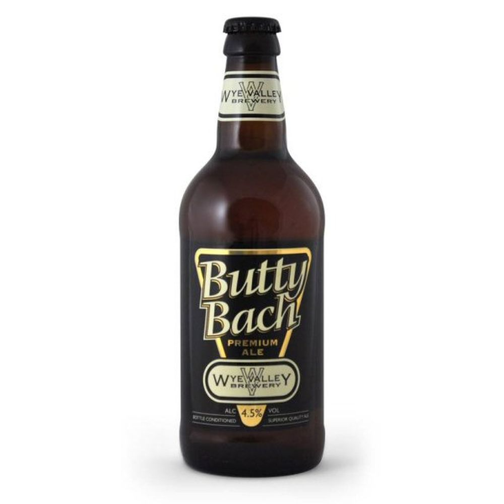 Wye Valley 500ml Butty Bach Premium Ale