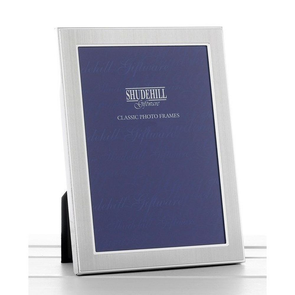 Plain Silver 8x10 Photo Frame