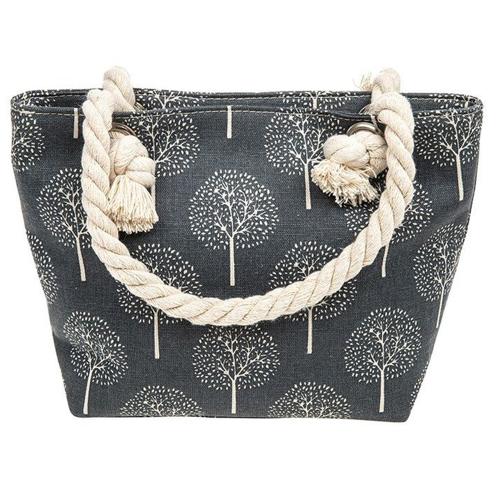 Tree of Life Grey Handbag