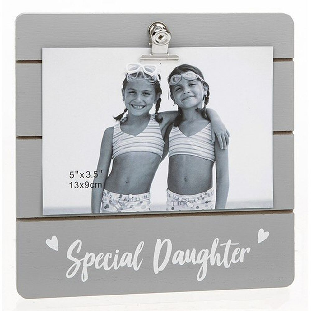 Cutie Clip Special Daughter Frame