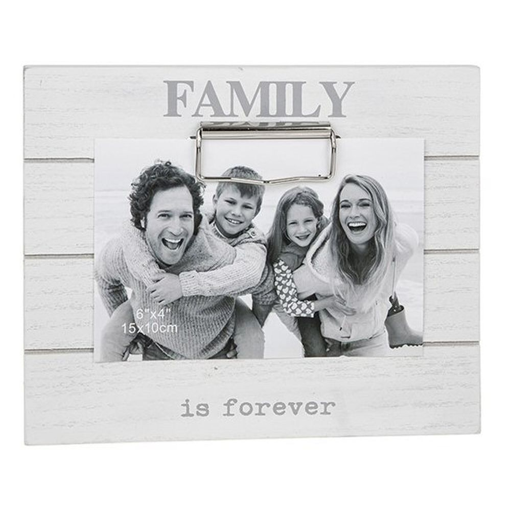 Clipboard Photo Family Frame